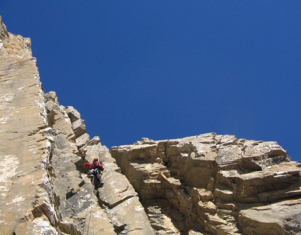 Arête des Esparrets - Mont Perdu