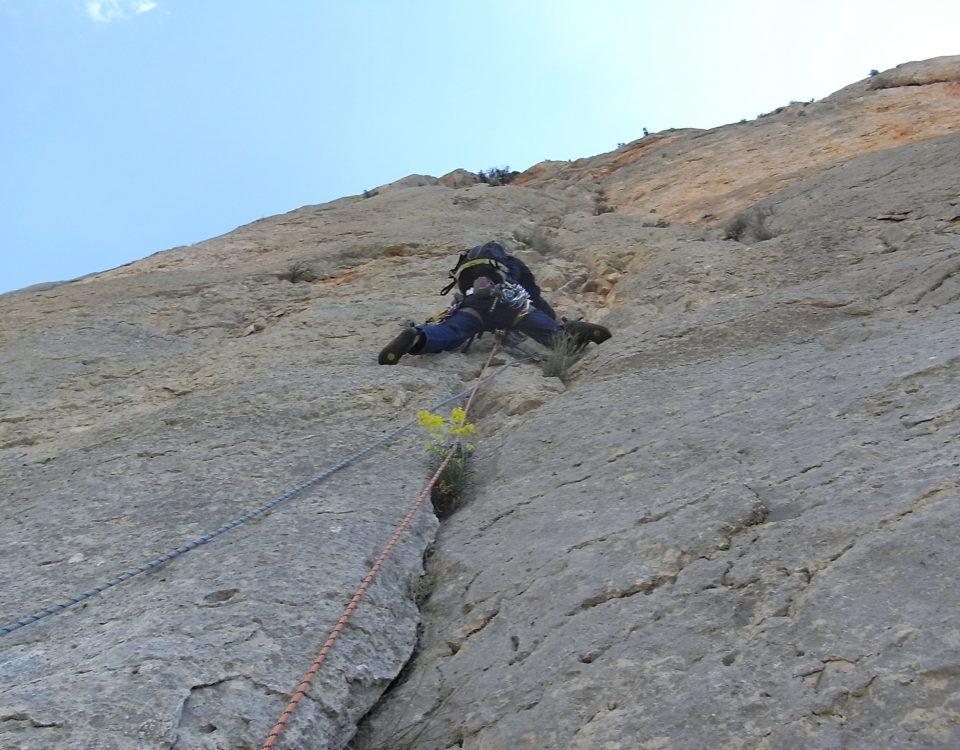 Pilier des Vautours, Mont Rebeï