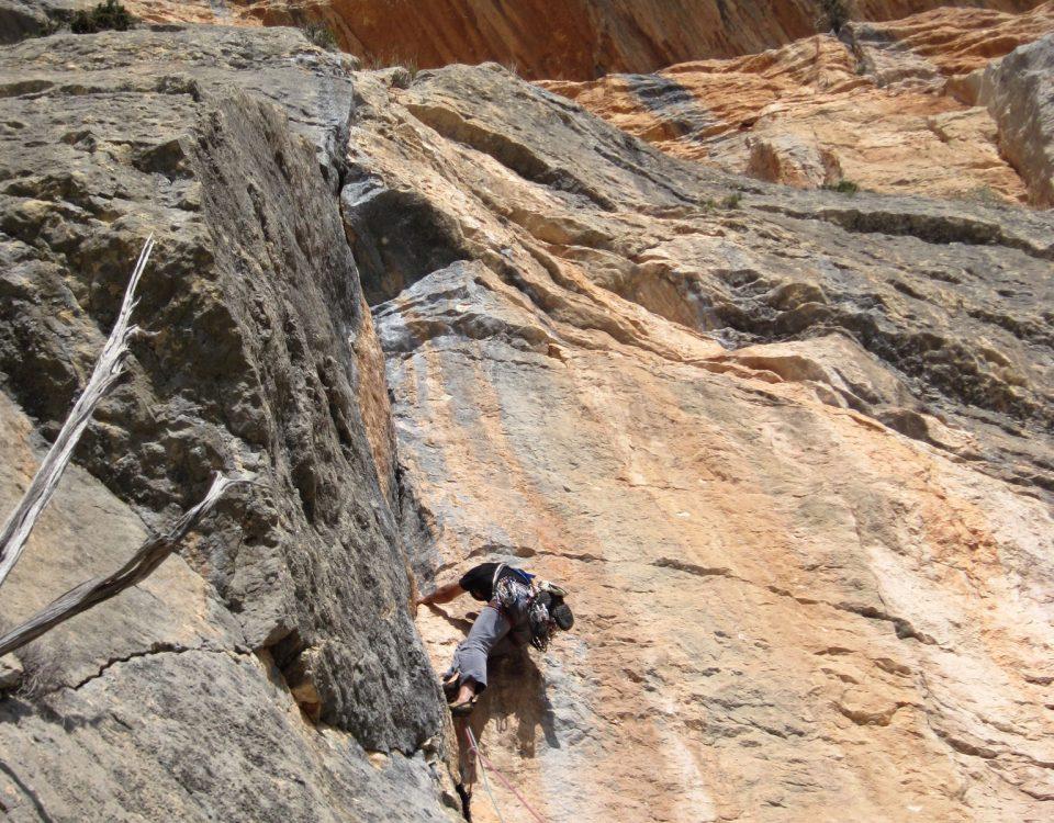 7 Venas, Mont Rebeï