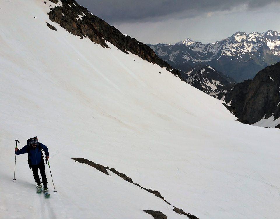 Néouvielle à Ski