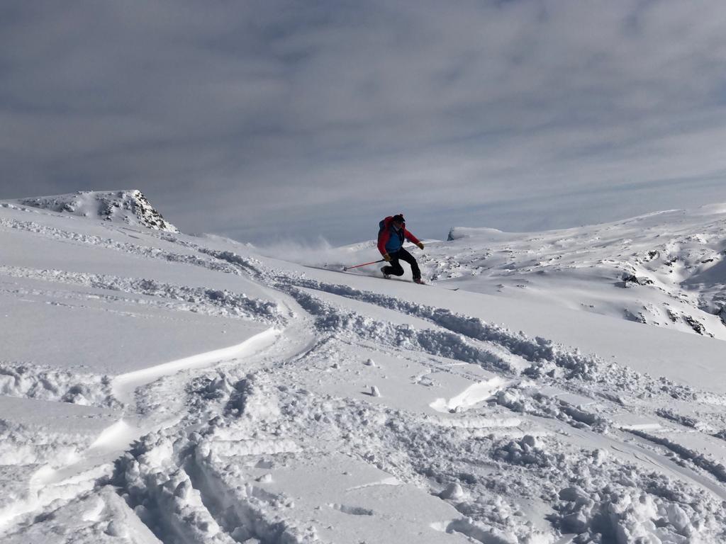 Ski de rando autour de Luchon