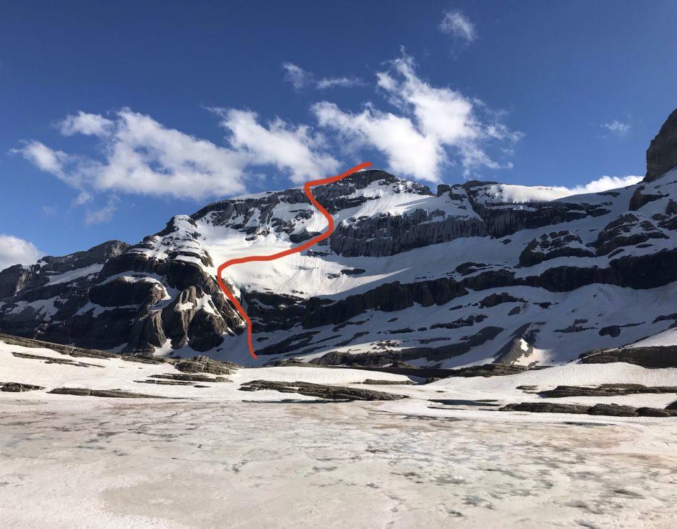 Face Nord classique / Mont Perdu